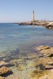 Favignana lighthouse Royalty Free Stock Photo