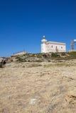 Favignana lighthouse Stock Image