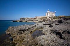 Favignana lighthouse Stock Images