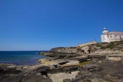 Favignana lighthouse Royalty Free Stock Photos