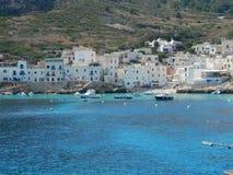 Favignana Sicilien Royaltyfri Bild