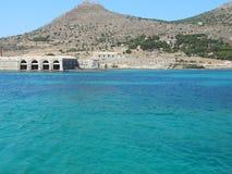 Favignana, Sicily royalty free stock images