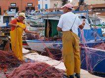 Favignana, Sicily, Italy Stock Photos