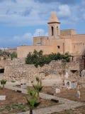 Favignana town, Sicily, Italy Stock Photography