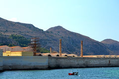 Favignana - Trapani, Sicily Stock Photography