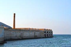 Favignana - Trapani, Sicily Royalty Free Stock Photos