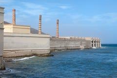Favignana Tuna Factory Foto de Stock Royalty Free