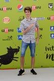 Favij przy Giffoni Ekranowym festiwalem 2017 na Lipu 18 -, 2017 Fotografia Royalty Free