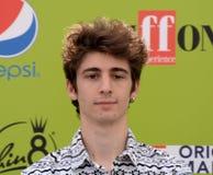 Favij przy Giffoni Ekranowym festiwalem 2017 na Lipu 18 -, 2017 Obraz Royalty Free