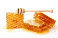 Favo de mel imagens de stock