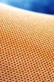 Favo de mel de Aramid kevlar imagem de stock
