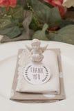 Favor de la boda Fotografía de archivo libre de regalías