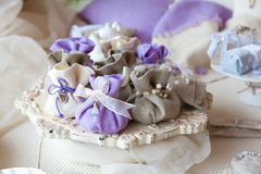 wedding favors Stock Images