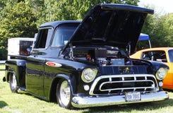Favorable carro de Chevy Fotografía de archivo libre de regalías