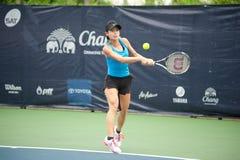 Favorable circuito 2012 (circuito de Chang ITF de la mujer de ITF) Foto de archivo