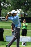 Favorable golfista del KT Kim Foto de archivo libre de regalías
