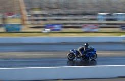 Favorable motocicleta común fotografía de archivo