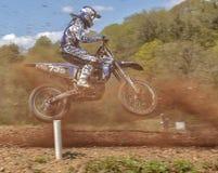 Favorable motocrós 2012 de los nacionales de Red Bull Fotos de archivo libres de regalías