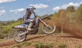 Favorable motocrós 2012 de los nacionales de Red Bull Imagenes de archivo
