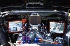 Favorable motor del carro Fotos de archivo libres de regalías