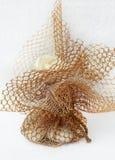 Favores del caramelo de la boda Imágenes de archivo libres de regalías