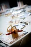 Favores do casamento Imagens de Stock Royalty Free