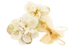 Favores hechos a mano de la boda Imagen de archivo libre de regalías