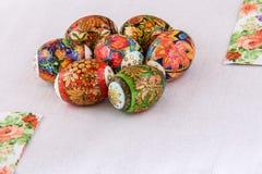 Favores para Pascua Imagenes de archivo