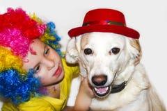 Favorit- hushållhusdjur och pysen arkivfoto