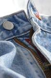 favorit- jeans Arkivfoton