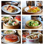 Favorite Asian Cuisine Royalty Free Stock Photography
