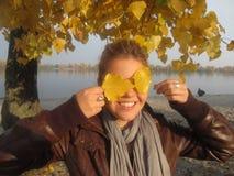 Favorite autumn Royalty Free Stock Photo