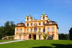 Favorite castle in ludwigsburg Stock Photography