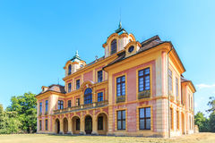 Favorite Castle in Ludwigsburg. Germany Stock Photo