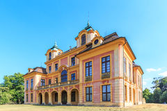 Favorite Castle in Ludwigsburg. Germany Royalty Free Stock Image