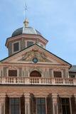 Favorite Palace in Rastatt-Foerch Royalty Free Stock Images