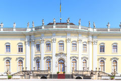 Favorite Palace of Schloss Ludwigsburg. Germany Royalty Free Stock Photo