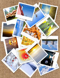 Favorite photos Stock Images