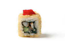 Favorite roll of samurai Stock Photography