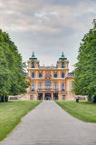 The Favorite Schloss in Ludwigsburg, Germany Royalty Free Stock Photo