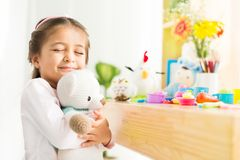 Favorite toy Royalty Free Stock Images