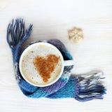 Favorite warming drink Stock Images