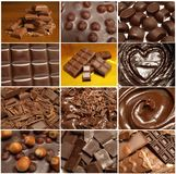 Favourite chocolate Royalty Free Stock Photography