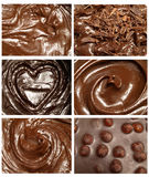 Favourite chocolate Royalty Free Stock Photos