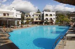 Favourite Holidays Destination Plakias Crete Royalty Free Stock Image
