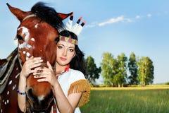 Favourite Horse Stock Photo