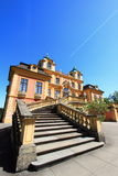 Favourite Palace of Schloss Ludwigsburg. Landmark baroque palace, Germany Stock Photography