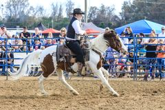 2018 FAWE rodeo Obraz Royalty Free