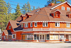 Fawnskin hotel Obraz Stock