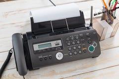 fax immagini stock